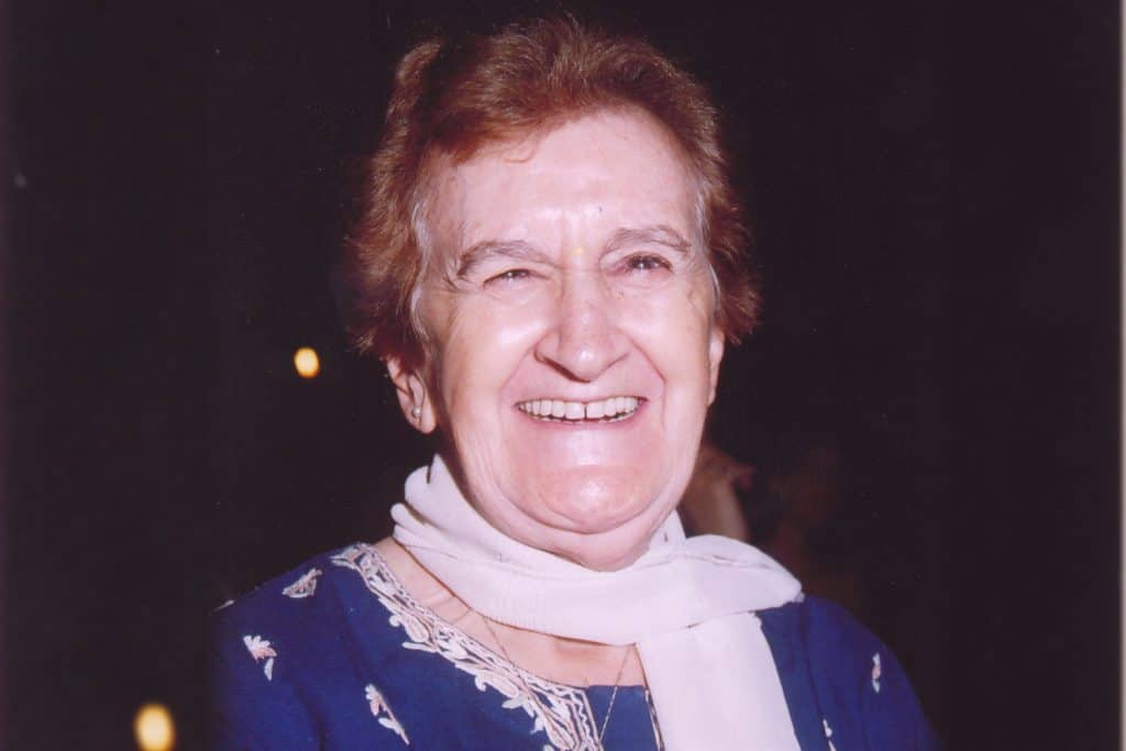 Creative Handicrafts founder Sister Isabel Martin - in memorium