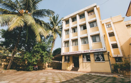 Crative Handicrafts purpose-built premises