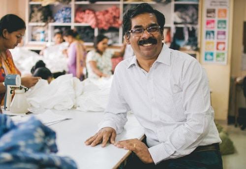 Johny Joseph - Creative Handicrafts Director