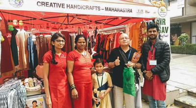Creative Handicrafts Pop-up Shop