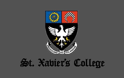 St Xavier's College logo
