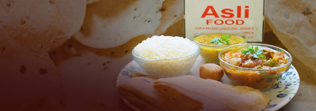 Asli Food - daily lunch deliveries and catering