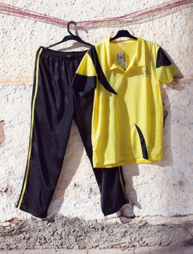 Creative Handicrafts sports uniform - CH-160207