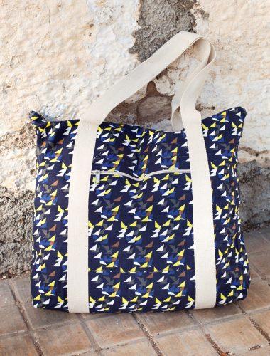 Cretive Handicrafts triangles bag - CH-160503