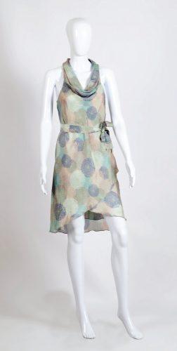 Creative Handicrafts Sanvito silk dress
