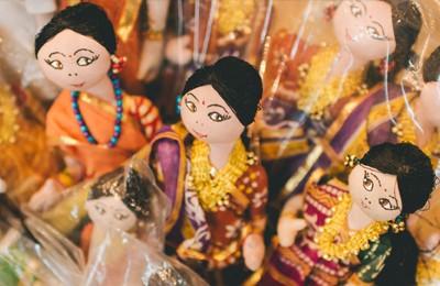 Creative Handicrafts Fair Trade dolls